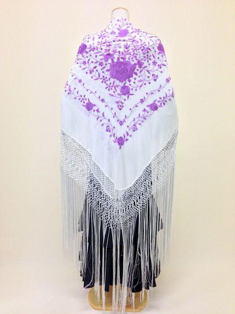 【RPK-2-32】白×うす紫