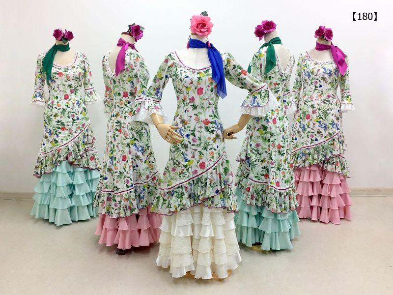 【180】舞台に花を咲かせるフェミニンコーデ